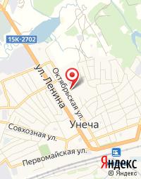 Поликлиника на станции Унеча Московской железной дороги