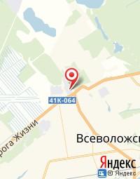 ГБУЗ ЛО Всеволожской КМБ, отделение скорой медицинской помощи