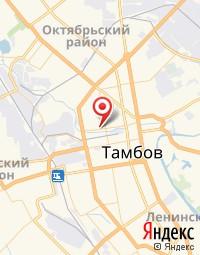 Станция скорой медицинской помощи города Тамбова