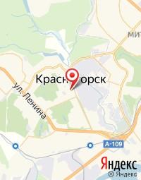 ГБУЗ МО Красногорская городская больница № 1, филиал Октябрьская