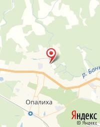 Красногорская городская больница № 1, первичное онкологическое диспансерное отделение