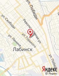 ГБУЗ Лабинского района центральная районная больница, детская поликлиника