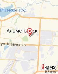 ЛПУ Медико-санитарная часть Татнефть и г. Альметьевска, урологическое отделение